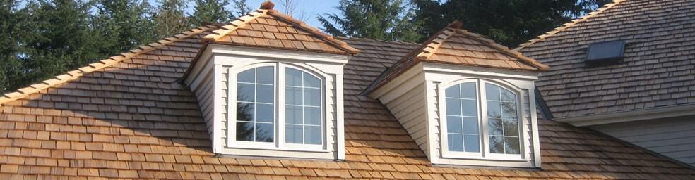 cedar roofing installers